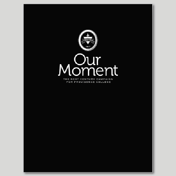 "donor appeals | Providence College ""Our Moment"" Capital Campaign"