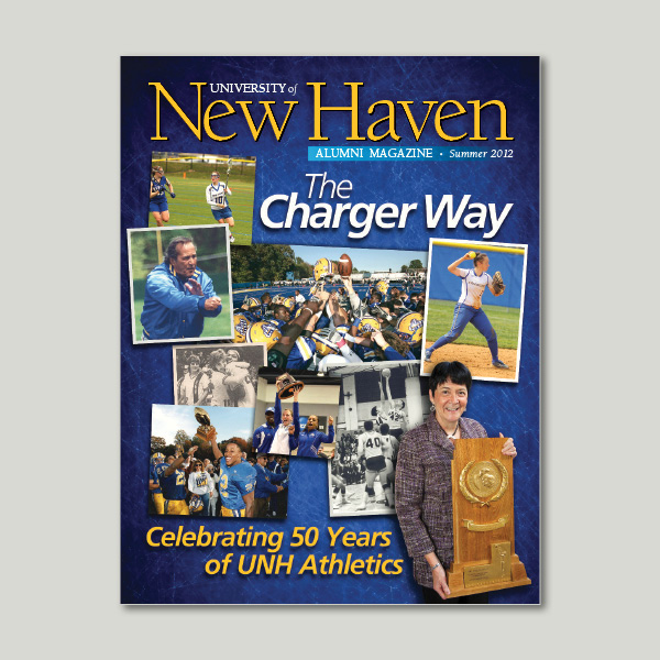 copywriting | University of New Haven Magazine