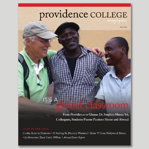 copywriting | Providence College Magazine