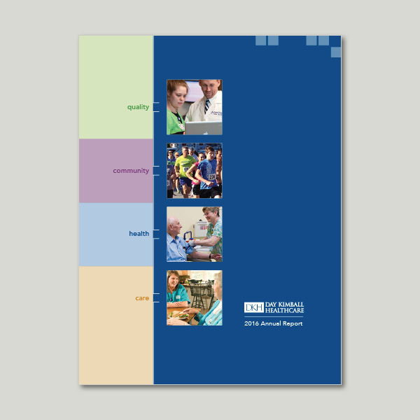 annual report | Day Kimball Healthcare